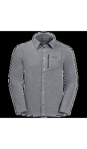 Рубашка мужская ROGALAND Jack Wolfskin — фото 1