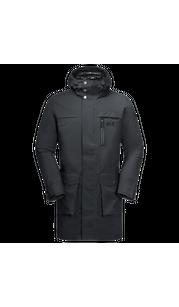 Куртка мужская COLD BAY PARKA Серый Jack Wolfskin — фото 1