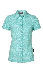 Рубашка женская WAHIA PRINT Jack Wolfskin — фото 1