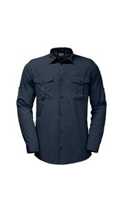 Рубашка мужская ATACAMA ROLL-UP Jack Wolfskin — фото 1
