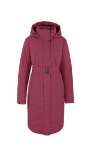 Куртка женская зима 3177БМ рубиновый LimoLady — фото 1