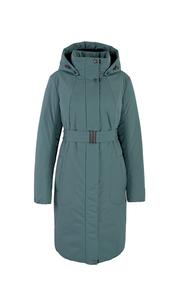 Куртка женская зима 3177БМ зеленый LimoLady — фото 1