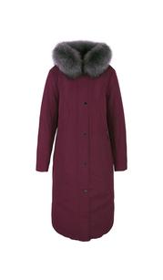 Куртка женская зима 3175F/115 бордовый LimoLady — фото 1