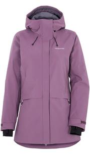 Куртка женская ALTA баклажан Didriksons — фото 1