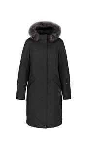 Куртка женская зима 3077F черный LimoLady — фото 1
