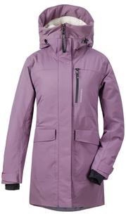 Куртка женская DIANA баклажан Didriksons — фото 1