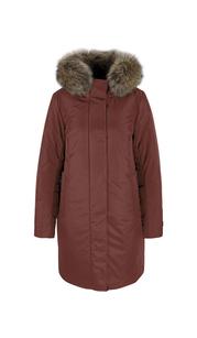 Куртка женская зима 3178Е/100 терракот LimoLady — фото 1