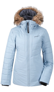 Куртка женская NANA голубое облако Didriksons — фото 1