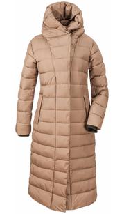 Куртка женская STELLA бежевый шторм Didriksons — фото 1