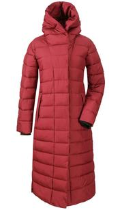 Куртка женская STELLA красный бархат Didriksons — фото 1