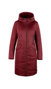Куртка женская дс 3103/95 рубиновый LimoLady — фото 1