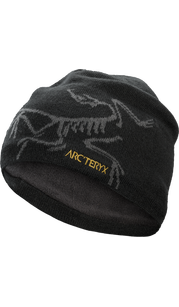 Шапка Bird Head Toque 24K черный Arc'teryx — фото 1
