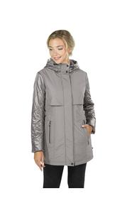 Куртка женская дс 3190/78 светло-серый LimoLady — фото 1