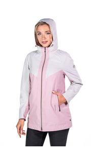 Куртка женская лето 3198/72 розовый/св.серый LimoLady — фото 1