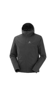 Куртка EXPLORE WATERPROOF 2L JAC Black Salomon — фото 1