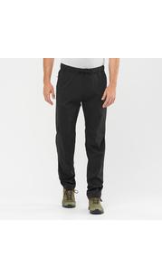 Брюки мужские EXPLORE TAPERED PANTS M черный Salomon — фото 1