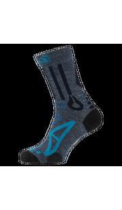 Носки TREKKING PRO CLASSIC CUT темно-синий Jack Wolfskin — фото 1