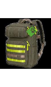 Рюкзак LITTLE TRT зеленый Jack Wolfskin — фото 1