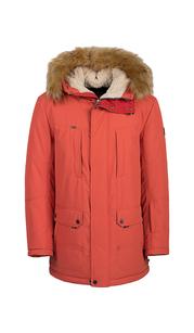 Куртка мужская зима 742Е/90 Терракот AutoJack — фото 1