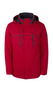 Куртка мужская дс 831/78 Красный/Т.Серый AutoJack — фото 1