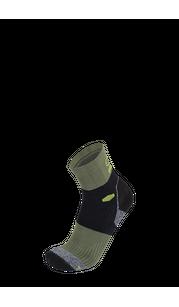 Носки BRBL BORNEO 2 Olive green/Black/Lime BRBL — фото 1