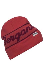 Шапка Bergans Logo Beanie, красный Bergans — фото 1