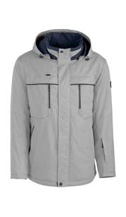 Куртка мужская дс 831/78 Св.Серый/Т.Синий AutoJack — фото 1