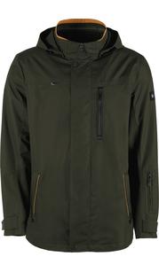 Куртка мужская лето 823/78 оливковый/горчичный AutoJack — фото 1