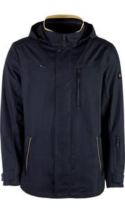 Куртка мужская лето 823/78 т.синий/жёлтый AutoJack — фото 1