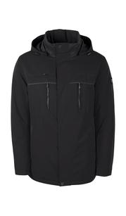 Куртка мужская дс 831/78 Черный/Т.Серый AutoJack — фото 1