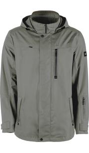 Куртка мужская лето 823/78 св.серый/оливковый AutoJack — фото 1