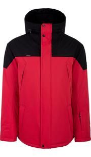 Куртка мужская зима 847БМ/78 Красный/Черный AutoJack — фото 1