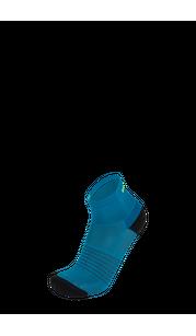 Носки BRBL PATHWAY Ocean blue/Neon yellow BRBL — фото 1
