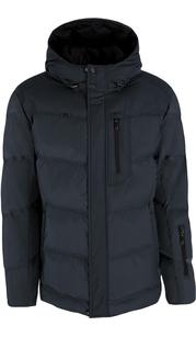 Куртка мужская (пуховик) зима 848БМ/72 т.синий AutoJack — фото 1