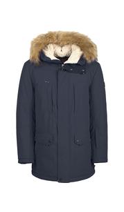 Куртка мужская зима 742Е/90 темно-синий AutoJack — фото 1