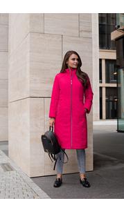 Пальто женское дс 901 Малиновый Nord Wind — фото 1