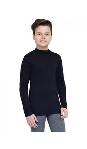 Водолазка подростковая Soft Teens City Style Черный Norveg — фото 1