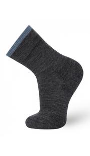 Носки детские Thermo Heat Темно-серый меланж Norveg — фото 1