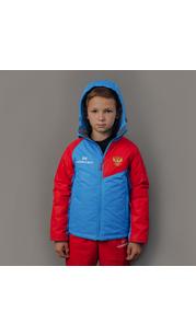 Утепленная куртка Nordski Jr. National 2.0 NordSki — фото 1