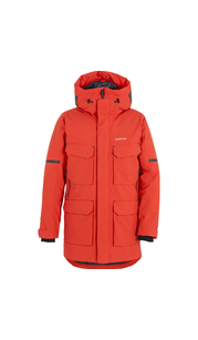 Куртка мужская DREW Красный-кардинал Didriksons — фото 1