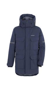 Куртка мужская DREW Глубокая синяя ночь Didriksons — фото 1