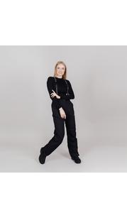 Горнолыжные брюки женские NORDSKI Extreme Black W NordSki — фото 1