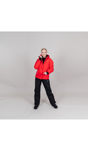 Горнолыжная куртка женская NORDSKI Extreme Red W NordSki — фото 1