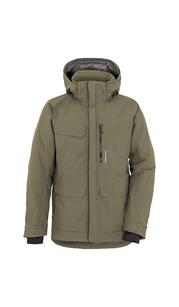 Куртка мужская SEBASTIAN Тёмно-зелёный Didriksons — фото 1