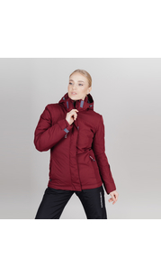Утепленная куртка женская NORDSKI Mount Wine W NordSki — фото 1