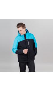 Утепленная куртка мужская NORDSKI Mount Blue/Black NordSki — фото 1