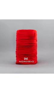 Бафф NORDSKI Active red NordSki — фото 1