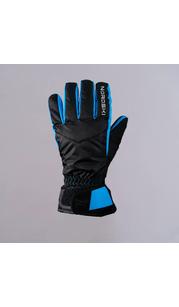 Перчатки Nordski Arctic Black/Blue Membrane  — фото 1