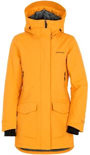 Куртка женская FRIDA золотисто-желтый Didriksons — фото 1