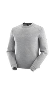 Джемпер мужской SIGHT CREWNECK M Medium Grey/Hea Salomon — фото 1